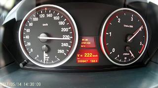BMW 530d E61 LCI M-Paket Serie 235 PS / 173 kW von 0 auf 250 km/h