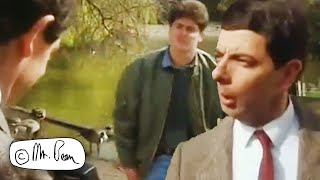 Unlucky Bean | Funny Collection | Mr. Bean Official
