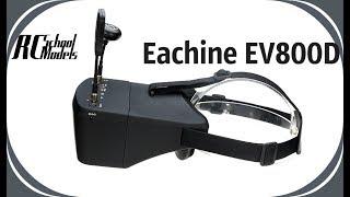 Обзор шлема- Eachine EV800D,новый старый народный шлем!