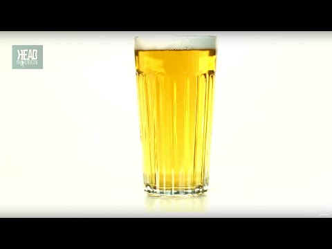 Five Scientific Steps To Pouring The Perfect Beer At Home