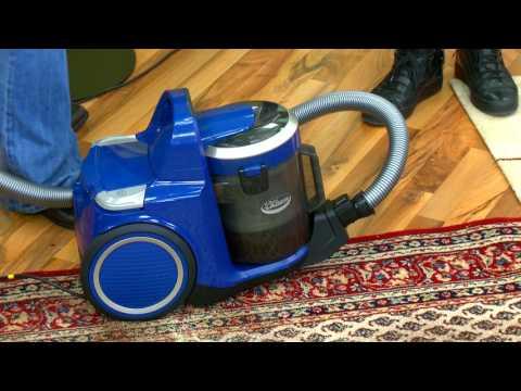 WWW.EXPRESS-SHOP.TV - Aqua Laser Twin Jet – Wasser-Zyklon-Staubsauger