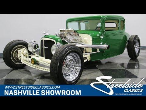 Video of '32 5-Window Coupe - JJMC