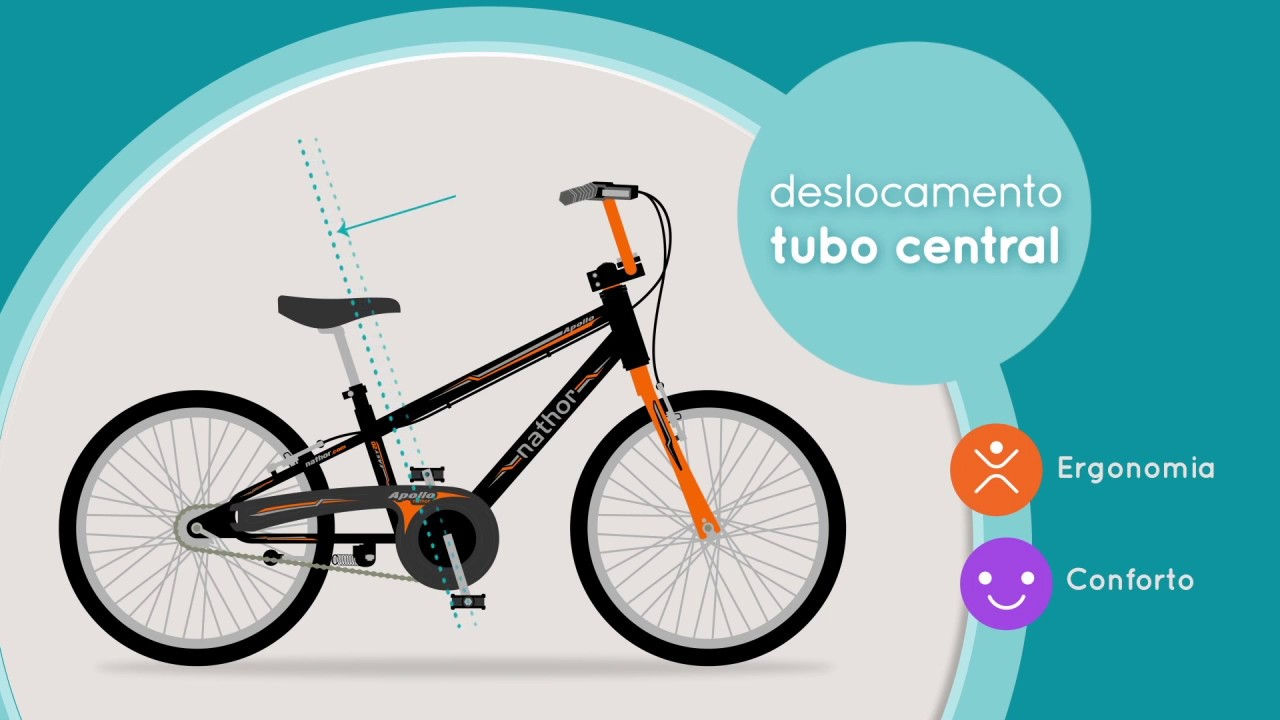 Nathor Bicicletas - Aro 20