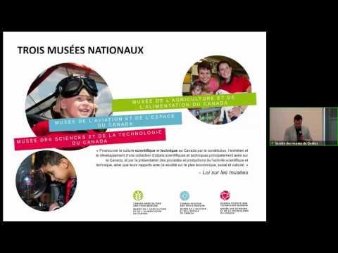 Alex Benay, Société des musées de sciences et technologies du Canada