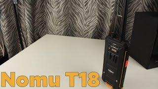 Смартфон Nomu T18 Yellow от компании Cthp - видео 1