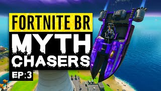 Fortnite Myth Chasers | Episode 3 (Chapter 2 Season 1)