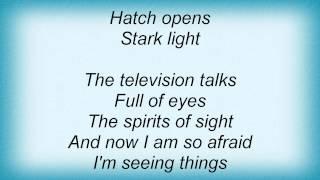 Tindersticks - 4.48 Psychosis Lyrics