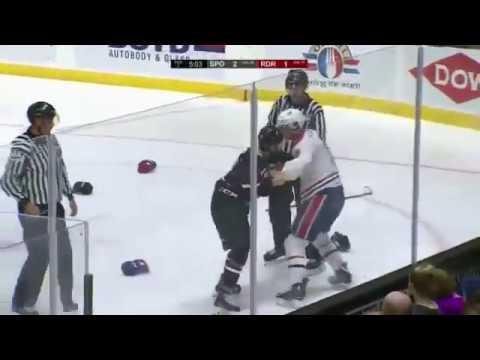 Grayson Pawlenchuk vs. Tyson Helgesen