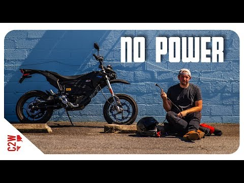 ELECTRIC motorcycle PROBLEMS