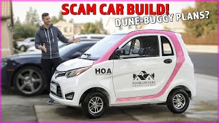 $31,000 CHINESE SCAM CAR – Upgrade Plans!