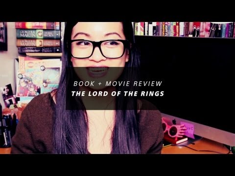 Book + Movie Review - The Lord of the Rings
