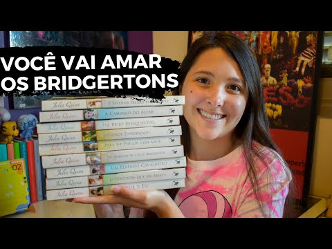 5 MOTIVOS PARA LER OS BRIDGERTONS ? Escritora Whovian