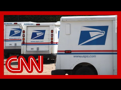 USPS warns states it may not be able to deliver ballots in time