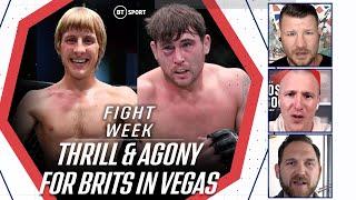Fight Week: Brunson v Till Review Show   Heartbreak for Till, Paddy Pimblett arrives in the UFC!