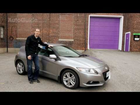 2011 Honda CR-Z Review - Honda builds a better MINI Cooper, that just happens to be a hybrid