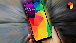 Смартфон Samsung Galaxy A50 2019 SM-A505F 6/128GB Blue (SM-A505FZBQ) от компании Cthp - видео 3