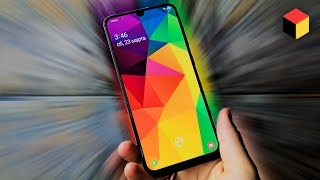 Смартфон Samsung Galaxy A50 2019 SM-A505F 4/64GB Black (SM-A505FZKU) от компании Cthp - видео 3