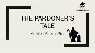 'The Pardoner's Tale' by Geoffrey Chaucer: summary, themes & characters | Narrator: Barbara Njau