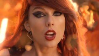 Taylor Swift - Bad Blood Lyrics (New Song 2015) Music Review Video auf Deutsch