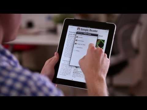 Flipboard Adds Google Reader, Flickr Feeds To Its iPad Magazine