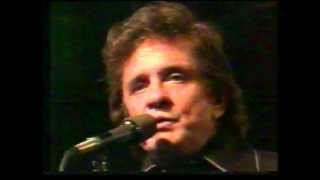 April 4th 1986: Johnny Cash consert in Stavanger, Norway