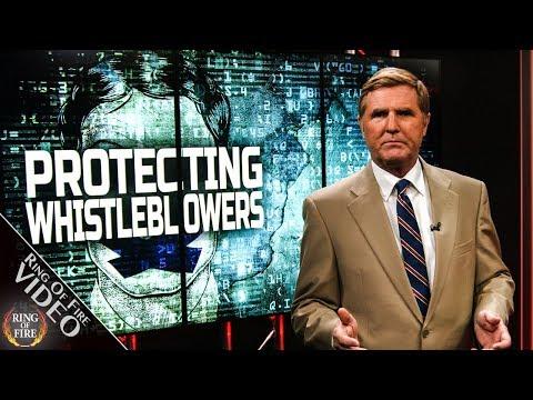 Papantonio: Corporate Insider Whistleblowers Are Saving Democracy
