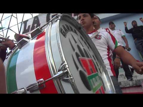 """""""Murga Garra del oso (repique)"""" Barra: La Garra del Oso • Club: Liga de Loja"""