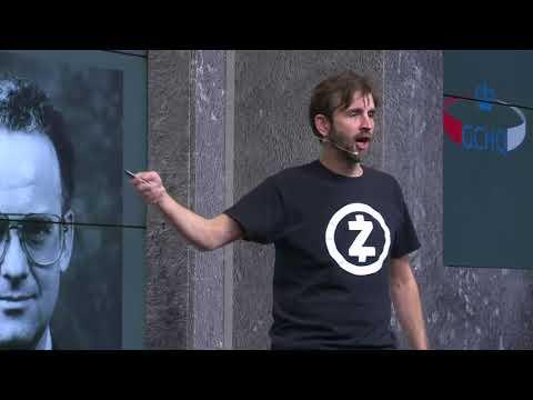 Zooko Wilcox  - Zcash & Internet of Money