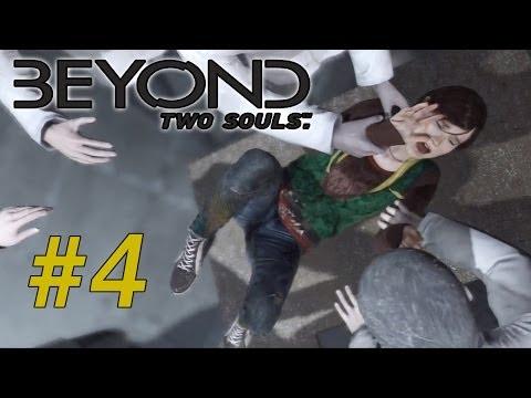 beyond two souls game length
