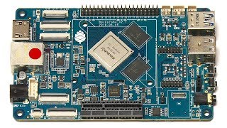 ROCKPro64 SBC with PCIe x4