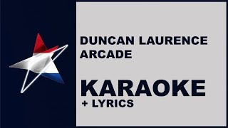 Duncan Laurence   Arcade (Karaoke) Netherlands   Eurovision 2019