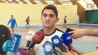 Определен состав сборной Азербайджана по борьбе на чемпионат мира в Лас-Вегасе