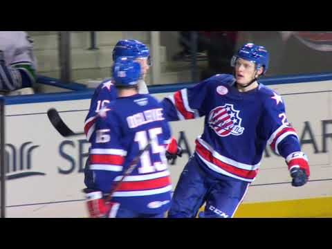Comets vs. Americans | Mar. 13, 2019