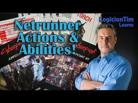 Cyberpunk Red Jumpstart Kit - Netrunner Actions & Abilities!