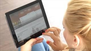 """9,7""""-Tablet-PC X10.quad.v2, QuadCore, HD-Display (refurbished)"""