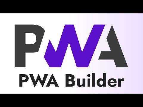 Mobirise PWA Builder Extension - Mobirise Forums