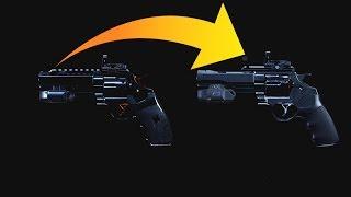 HOW TO MAKE XRK .357 DLC in COD MODERN WARFARE!!