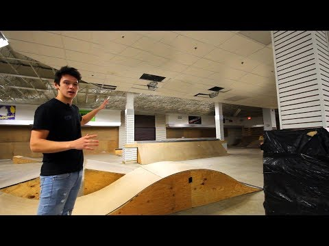 BLACK MAMBA SKATEPARK | Walkthrough