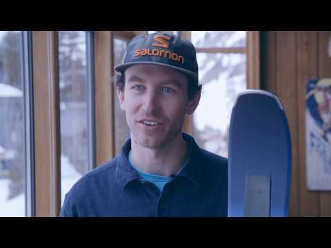 XDR All mountain Ski | Salomon Ski