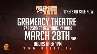 Rookies vs Vets Volume.1 Trailer | URLTV