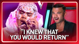 UNFORGETTABLE Finalist returns in The Voice for THE CROWN    Journey #53