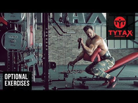 TYTAX® T1-X ( Opt. O )   Cable Seated Alternating Preacher Curl