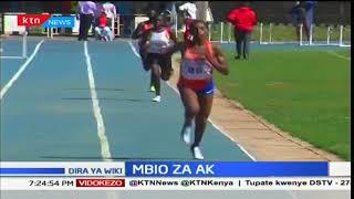 Emily Chebet ashinda mbio za AK zilizoandaliwa kaunti ya Machakos
