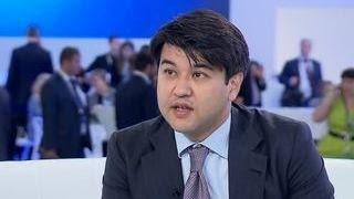 Бишимбаев: Казахстан - идеальная площадка для бизнес-контактов России и Азии