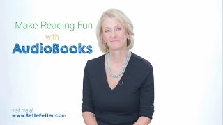Make Reading Fun with Audiobooks