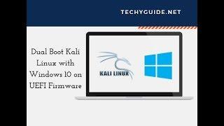 kali linux uefi boot usb - Thủ thuật máy tính - Chia sẽ kinh