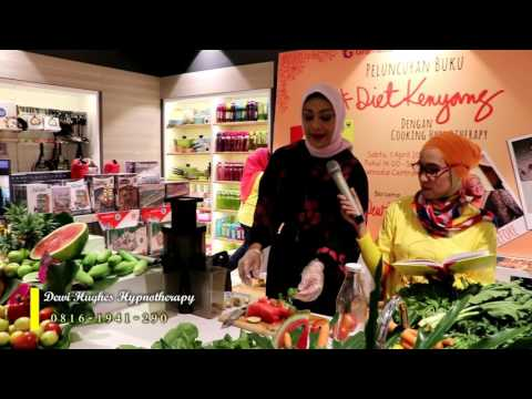 Video Resep Jus #DietKenyang ala Dewi Hughes : Episode 20