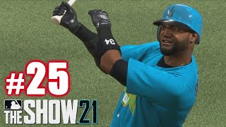 ORTIZ HOMERS WHEN YOU NEED HIM TO! | MLB The Show 21 | Diamond Dynasty #25