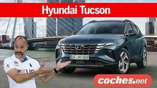 Hyundai Tucson 2021 | Primer vistazo | coches.net