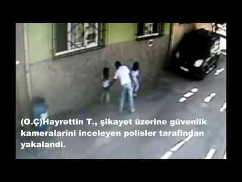 Sokakta çocuklara cinsel taciz